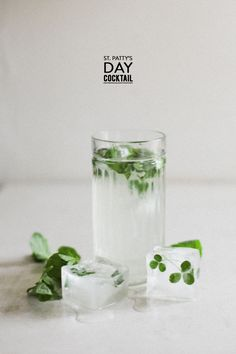 St. Patrick's Day Cocktail #recipe