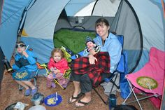 Camping is one of our favorite summer activities to do as a family.  Now that baby Jimmy has joined our family, we still camp,...