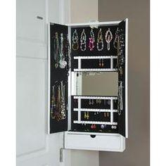 Portable Jewelry Organizer...