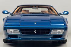 1992 Ferrari 512 TR Testarossa Coupe