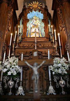 Missa na Igreja Nossa Senhora da Glória do Outeiro | Ago-10