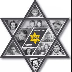 Holocaust  remembrance day 2012. RIP