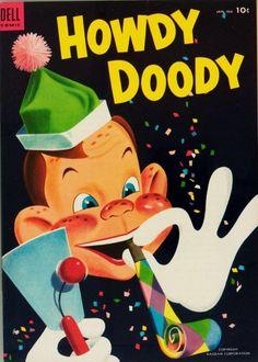 Howdy Doody comic.