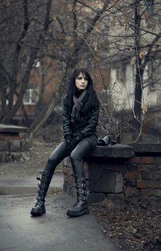 gothic, alternative, and black image