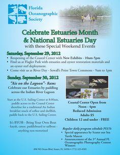 Celebrate Estuaries Month and National Estuaries Day
