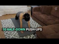 At-Home Workouts That Will Save You Money on a Gym Membership - Verily