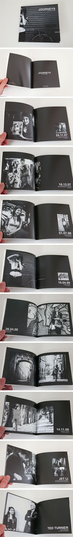 Schwarz Weiß Fotobuch A photobook in black and white - the ultimate in timeless elegance!