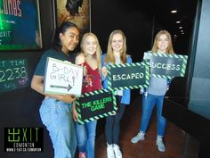 EXIT Edmonton 10534 82 Ave NW, Edmonton, AB T6E 2A4 E: edmonton@e-exit.ca P: (780) 705-0160 http://e-exit.ca/edmonton  Welcome to EXIT #Edmonton #escaperoom #gaming facility! Inside any one of our #adventures #players will #explore the different #realms of #ExitEdmonton, where you can display your #intelligence, #marvels and #artistry by #outwitting the #GameMaster that involves #solving #challenging #puzzles and #discovering #exciting #clues and #escaping within time limit.