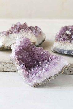 Gros crystal d'améthyste