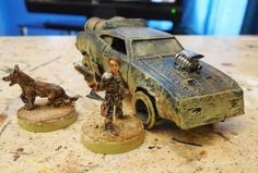 Guest Post by Danny Stevenson Post Apocalyptic Model Maker and Tabletop Wargamer