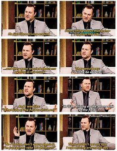 David Morrissey on shooting a scene as The Governor on The Walking Dead  #thewalkingdead