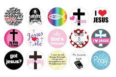 Christian Bottlecap Images