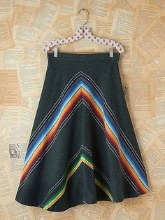 wanting this striped skirt by Free People