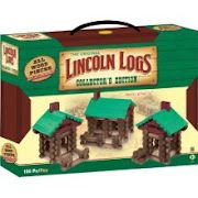 lincoln logs~~