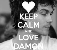 I'm a Stephan fa, but damn if damon isn't hot :)