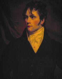 Edmund Lenthal Swifte, by John Opie, 1802. Tate.