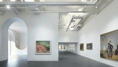 Hongkun Art Gallery / Art Arcadion by Penda - News - Frameweb