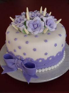 Mothers Day Cake Pretty Cakes, Beautiful Cakes, Amazing Cakes, Adult Birthday Cakes, Birthday Cakes For Women, Fondant Cakes, Cupcake Cakes, Mothers Day Cakes Designs, Candy Cakes
