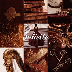 Juliette // name aesthetic