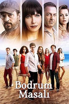 Bodrum Masali (TV Series 2016- ????)