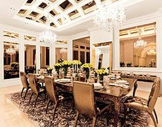 O epítome do Luxo: Decoração Versace Home.