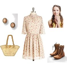 """""""Little House on the Prairie"""" by nola-jo-white-rucker on Polyvore"""