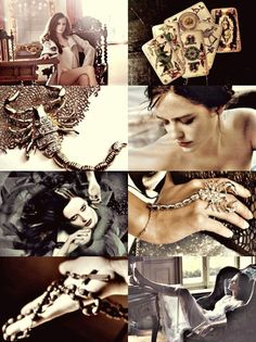 "• Penny Dreadful modern AU: Vanessa Ives ""I sell antique jewelry, no other services."" ""Yeah, I know, but a friend told me you gave her a reading. She says you're good."" ""Mmm, did she, now?"" ""Everything you told her actually happened. She had a hard..."