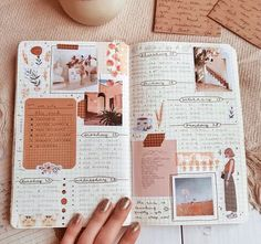 How To Achieve The Perfect Maximalist Bullet Journal Look! Get the perfect messy scrapbook look in your bullet journal. If you have been drooling over travel journals then you need to see this! Bullet Journal Voyage, Bullet Journal Travel, Bullet Journal Notebook, Bullet Journal Aesthetic, Bullet Journal School, Bullet Journal Inspo, Travel Journals, Bullet Journal Inspiration Creative, Travel Journal Pages