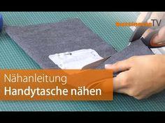 Video: Anleitung Handytasche nähen | buttinette Blog