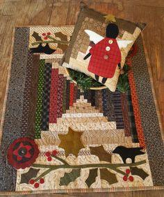 Winter Patterns Wednesday's Best Quilt Patterns by Cheri Saffiote-Payne