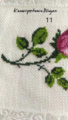 Baby Knitting Patterns, Cross Stitch, Embroidery, Hand Embroidery Stitches, Embroidery Stitches, Punto De Cruz, Needlepoint, Seed Stitch, Cross Stitches