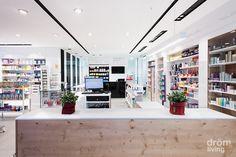 dromliving.com | Farmacia Anna Pou · Tradición y modernidad - dromliving.com