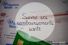 Suivre ses remboursements santé – Un coin pour Vivi Coin, Personalized Items, Health Insurance, Organization