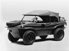 Volkswagen Type 166 Schwimmwagen (1942)