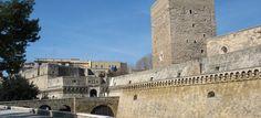 Il Castello Normanno Svevo di Bari è la fortificazione simbolo di Bari, sede della Soprintendenza per i Beni Ambientali Architettonici e Storici della Puglia.