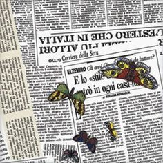 Ultime notizie 6, настенная плитка ultime notizie 6