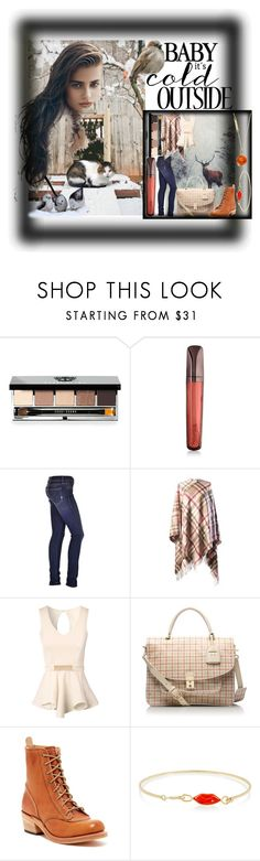 """Baby"" by bren-johnson ❤ liked on Polyvore featuring Bobbi Brown Cosmetics, Hourglass Cosmetics, Mother, Jane Norman, Tory Burch, Timberland and Delfina Delettrez"