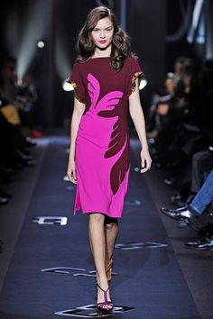 DVF   Runway, Fall 2013: Glam Rock #NYFW http://on.dvf.com/1eLiDle