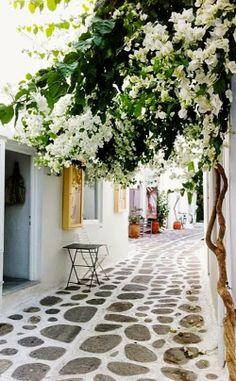 Paros Island (Cyclades), Greece