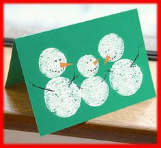 49 Creative Ideas Christmas Card DIY, Easy for Kids Holiday Crafts Christmas Card Crafts, Preschool Christmas, Toddler Christmas, Christmas Art, Handmade Christmas, Holiday Crafts, Whoville Christmas, Christmas Card Ideas With Kids, Childrens Homemade Christmas Cards