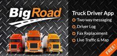Truck Driver App: BigRoad