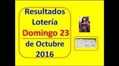 Resultados Sorteo Domingo 23 de Octubre 2016 Loteria Nacional Panama