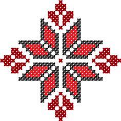 Ukrainian pattern AZ