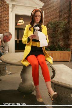 #blair #waldorf #queen #gg #leighton #diva #season #one #1x15 #DesperatelySeekingSerena