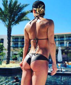 Andy's Golf, Legs Day, Female Form, Bikinis, Swimwear, Thong Bikini, Happy, Instagram, Fashion