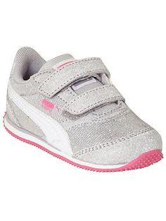 $36.  on sale until 8/18.  PUMA Steeple Glitz V (Infant/Toddler/Youth) | Piperlime