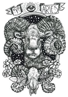 Lunar Eclipse Full Moon in Libra by Aquarius Nation — Bohemian Collective Arte Aries, Aries Art, Zodiac Art, Astrology Zodiac, Zodiac Signs, Astrology Planets, Aquarius Zodiac, Full Moon In Sagittarius, Coloring Books