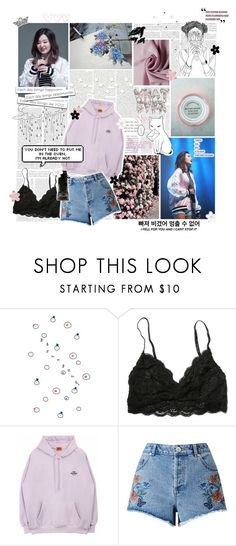 """I want to believe you are the love of my life. So I will because you are."" by delicatekissestoloki ❤ liked on Polyvore featuring GET LOST and Miss Selfridge"