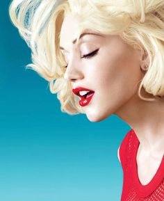 Gwen Stefani. SHE IS GORGEOUS!
