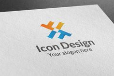 Check out Icon Design Logo by BDThemes Ltd on Creative Market